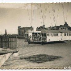 Postales: BILBAO. Nº 46. BARQUILLA TRANSBORDADORA PUENTE DE VIZCAYA. EDICIONES DARVI. Lote 188864513