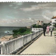 Postales: ALGORTA, VIZCAYA. Nº 8. PARQUE DE USATEGUI. EDICIONES MAITE, BILBAO, POSTAL COLOREADA. Lote 188864738