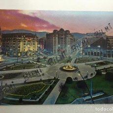 Postales: BILBAO, POSTAL DE LA PLAZA FEDERICO MOYUA, NUMERO 7236. Lote 189238680