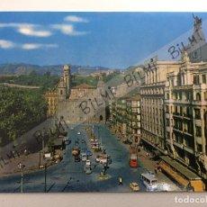 Postales: BILBAO, POSTAL DEL PASEO DEL ARENAL, NUMERO 7207. Lote 189238705