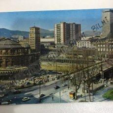 Postales: BILBAO, POSTAL DE LA PLAZA DEL ARRIAGA, NUMERO 44. Lote 189240142