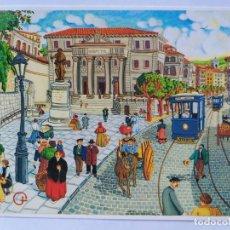 Postales: POSTAL DE BILBAO. BILBAO NAIF # 2. ATXURI. ED. ARGITARATZAILEA. GRUPO TRES.. Lote 189346467