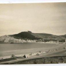 Postales: GORLIZ, VIZCAYA. PLAYA Y SANATORIO MARÍTIMO. EDICIONES MAITE, NUEVA SIN CIRCULAR. Lote 189491843