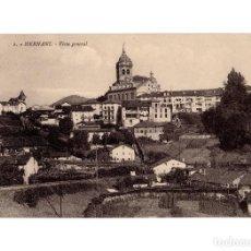 Postales: HERNANI.(GUIPÚZCOA).- VISTA GENERAL.. Lote 190296122