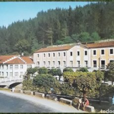 Postales: POSTAL N°6072 BALNEARIO URBERUAGA DE UBILLA. Lote 190380616