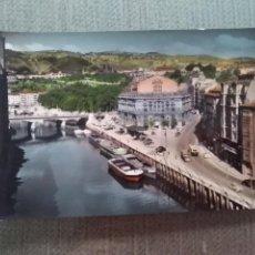 Postales: POSTAL BILBAO VIZCAYA- VISTA PARCIAL. Lote 191136667