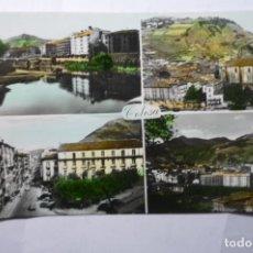 Postales: POSTAL TOLOSA - VARIAS VISTAS COLOREADA CIRCULADA. Lote 191658496