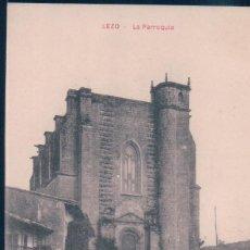 Postales: POSTAL LEZO - LA PARROQUIA . Lote 191714315