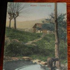 Postales: POSTAL DE CASERIO VASCO, BILBAO, ED. G.L. NO CIRCULADA.. Lote 192321620