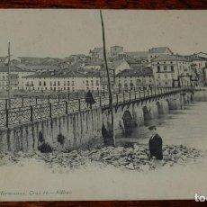 Postales: POSTAL DE PLENCIA, VIZCAYA, LANDABURU HERMANOS 1019, ED. HAUSER Y MENET, NO CIRCULADA.. Lote 192325602