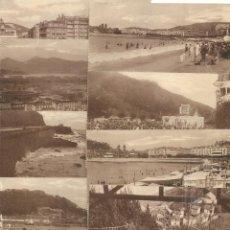 Postales: SAN SEBASTIAN - LOTE DE 15 POSTALES DIFERENTES EDITADAS POR GRAFOS, MADRID, SIN CIRCULAR. Lote 193342957