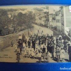Postais: (PS-63056)POSTAL DE IRUN-BARRIO SANTA ELENA. Lote 193414167