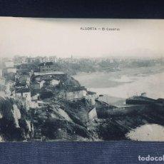 Postales: POSTAL ALGORTA EL CASERIO L G BILBAO NO CIRCULADA NO INSCRITA. Lote 193907001