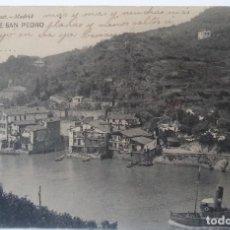 Postales: GUIPUZCOA- PASAJES DE SAN PEDRO. Lote 194111571