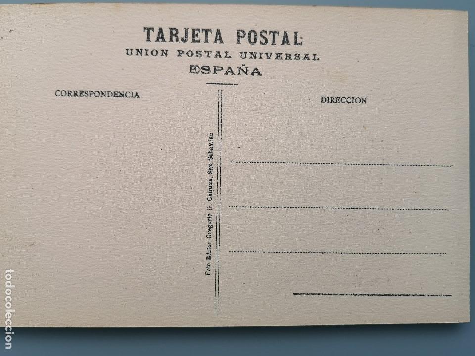 Postales: POSTAL SAN SEBASTIAN Nº 329 EL ROMPE OLAS EDIC G GALARZA GUIPUZCOA PERFECT CONSERVACION - Foto 2 - 194160323