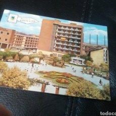 Postales: POSTAL BARACALDO PLAZA MARQUÉS DE ARRILUCE IBARRA. Lote 194242646