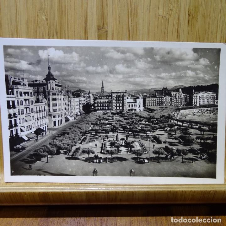 POSTAL DE SAN SEBASTIÁN.DARDINES DE ALDERDI-EDER.GALARZA.M. PRADERA.251 (Postales - España - País Vasco Moderna (desde 1940))