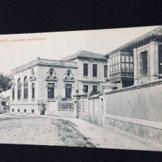Postales: POSTAL GUERNICA SOCIEDAD DE GUERNICA GOITIA Y COMPAÑIA NO INSCRITA NO CIRCULADA. Lote 194295722