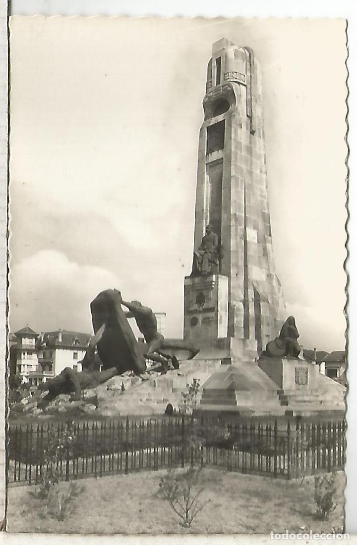 VIZCAYA LAS ARENAS SIN ESCRIBIR (Postales - España - Pais Vasco Antigua (hasta 1939))