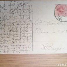 Postales: ANTIGUA POSTAL 1900 EUSKADI PAÍS VASCO IRÚN, VITORIA, BILBAO, SAN SEBASTIÁN.. Lote 194516947