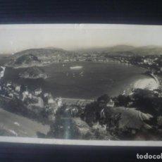 Postales: SAN SEBASTIAN-VISTA DESDE EL MONTE IGUELDO. Lote 194601518
