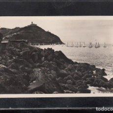 Postales: SAN SEBASTIÁN.- 143 VISTA DESDE EL PASEO DE JOSE ANTONIO. Lote 194718947