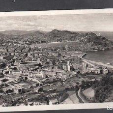 Postales: 1.- SAN SEBASTIÁN. VISTA GENERAL DESDE EL MONTE ULLA. Lote 194719117