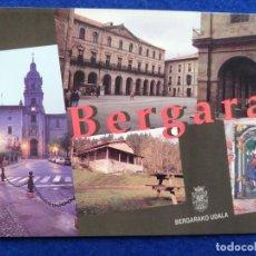 Postales: POSTAL DE BERGARA. MUNICIPIO DE LA PROVINCIA DE GUIPÚZCOA, PAÍS VASCO. Lote 194722043