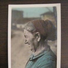Postales: PAIS VASCO-TIPO VASCO-ALDEANA-FOTOGRAFICA ROISIN-14-POSTAL ANTIGUA-(67.886). Lote 194725935