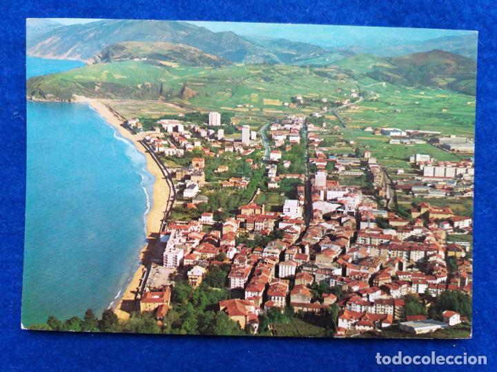 POSTAL DE ZARAUZ. # 32. GUIPÚZCOA. AÉREA (Postales - España - País Vasco Moderna (desde 1940))