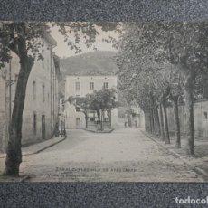 Postales: ZARAUZ LOTE DOS POSTALES ANTERIORES A 1905 . Lote 194903878