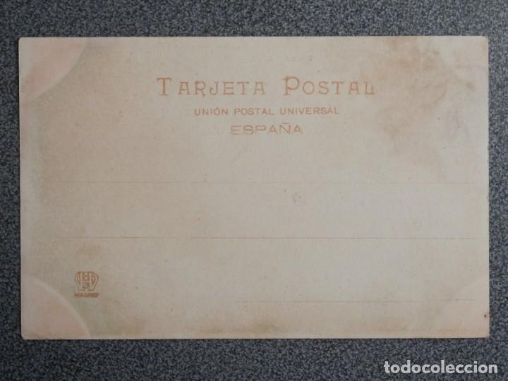 Postales: ZARAUZ LOTE DOS POSTALES ANTERIORES A 1905 - Foto 2 - 194903878