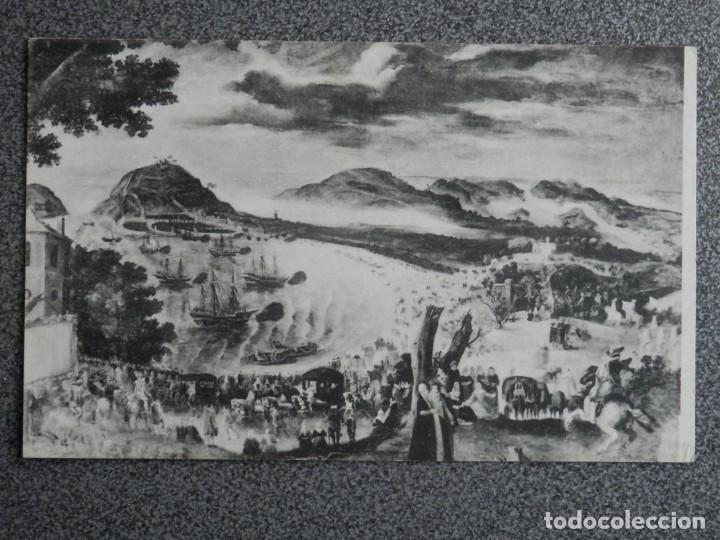 Postales: SAN SEBASTIÁN LOTE 18 POSTALES MUSEO SAN TELMO - UNA MUY RARA FOTOGRÁFICA - Foto 3 - 194904075