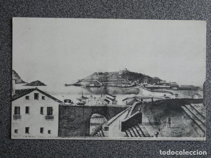 Postales: SAN SEBASTIÁN LOTE 18 POSTALES MUSEO SAN TELMO - UNA MUY RARA FOTOGRÁFICA - Foto 14 - 194904075