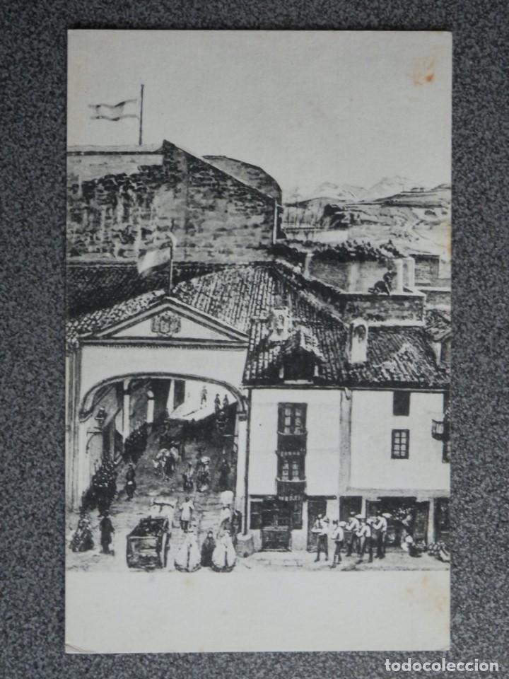 Postales: SAN SEBASTIÁN LOTE 18 POSTALES MUSEO SAN TELMO - UNA MUY RARA FOTOGRÁFICA - Foto 18 - 194904075