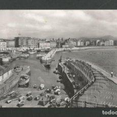 Postales: POSTAL CIRCULADA - SAN SEBASTIAN - EL PUERTO - EDITA MANIPEL 1960. Lote 194928208