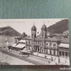 Postales: POSTAL SAN SEBASTIAN EL GRAN CASINO. Lote 194992516
