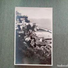 Postales: POSTAL SAN SEBASTIAN REAL CLUB DE TENIS. Lote 194992608