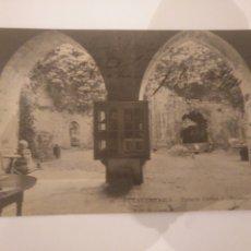 Postales: POSTAL FUENTERRABIA, PALACIO DE CARLOS V. CIRCULADA EN 1911. SAN SEBASTIÁN. Lote 195055905