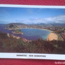 Postales: POSTAL POST CARD DONOSTIA SAN SEBASTIÁN EUSKADI Nº 46 VISTA GENERAL DESDE EL MONTE IGUELDO, MANIPEL. Lote 195066373