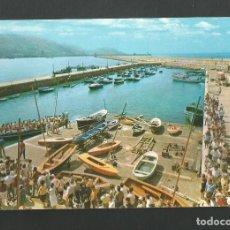 Postales: POSTAL SIN CIRCULAR - ALGORTA 67 - MUELLE DE ARRILUCE - EDITA ALARDE. Lote 195174130