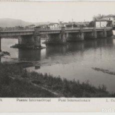 Postales: LOTE A-POSTAL BEOBIA IRUN PAIS VASCO MATA SELLOS. Lote 195208545