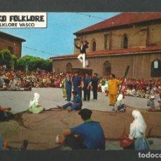 Postales: POSTAL CIRCULADA - FOLKLORE VASCO 11236 - EDITA SAN CAYETANO. Lote 195234050