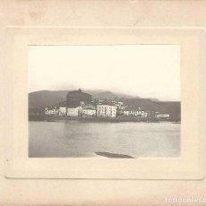 Postales: FOTOGRAFÍA DE ORIO SOBRE CARTÓN.. Lote 195267612