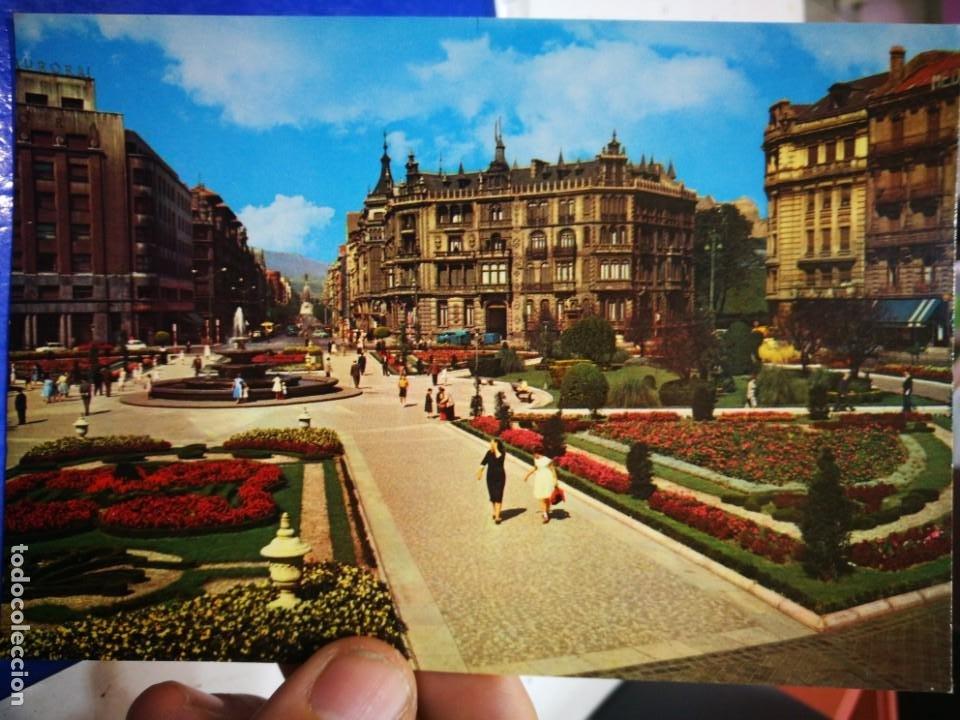 POSTAL BILBAO PLAZA DE FEDERICO MOYUA N 8 GARCÍA GARRABELLA (Postales - España - País Vasco Moderna (desde 1940))