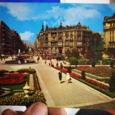 Postales: POSTAL BILBAO PLAZA DE FEDERICO MOYUA N 8 GARCÍA GARRABELLA. Lote 195377987