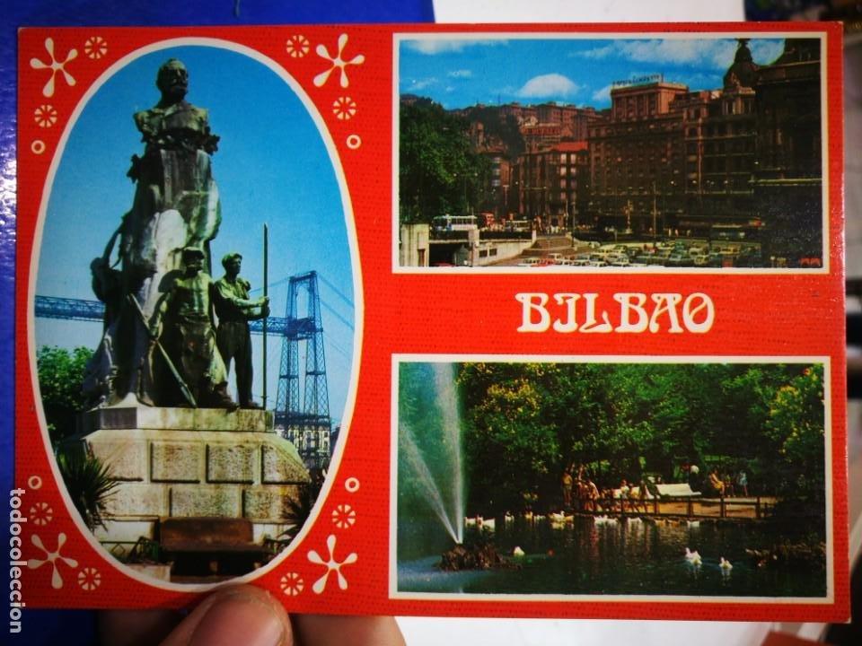 POSTAL BILBAO N 2595 PERLA (Postales - España - País Vasco Moderna (desde 1940))