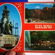 Postales: POSTAL BILBAO N 2595 PERLA. Lote 195378273