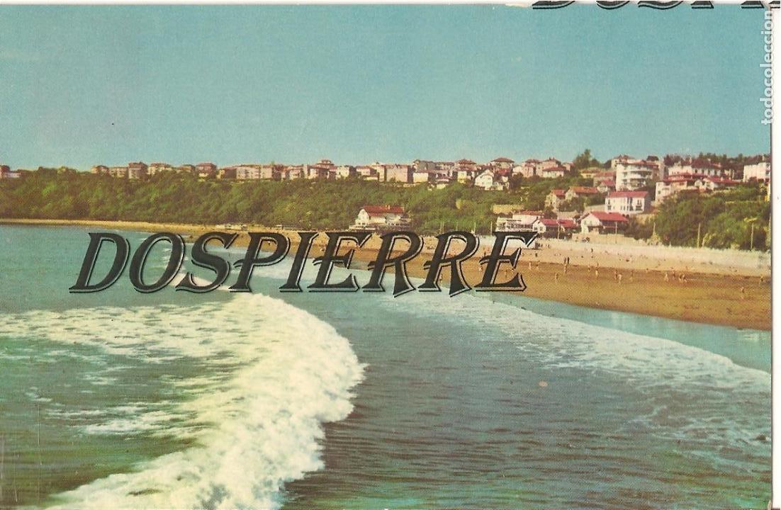 POSTAL, GUECHO, PLAYA DE EREAGA, ED. CAMPAÑA, Nº 9013 , ESCRITA (Postales - España - País Vasco Moderna (desde 1940))
