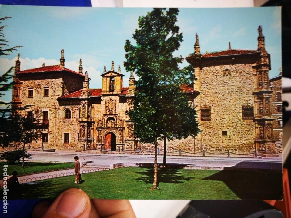 POSTAL OÑATE LA UNIVERSIDAD N 152 ALARDE (Postales - España - País Vasco Moderna (desde 1940))